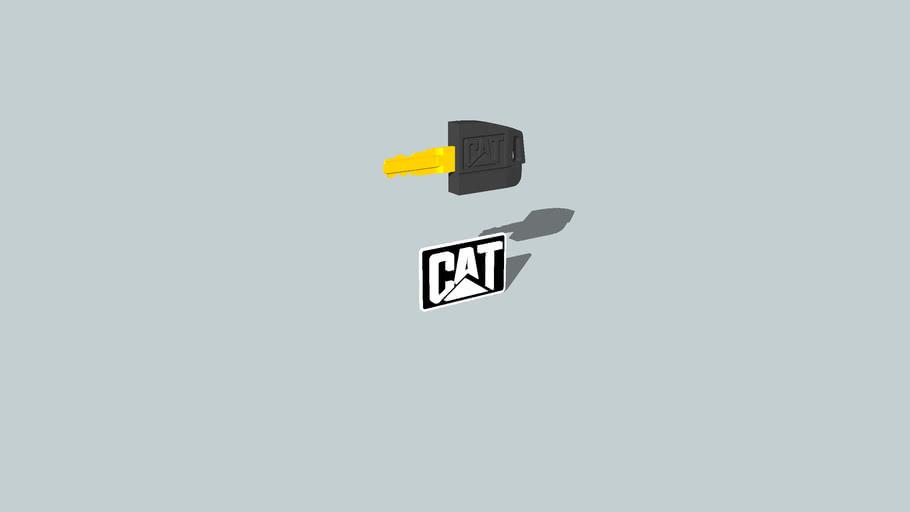 Cle Cat Logo Cat 3d Warehouse