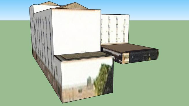 Building in Seville, Spain