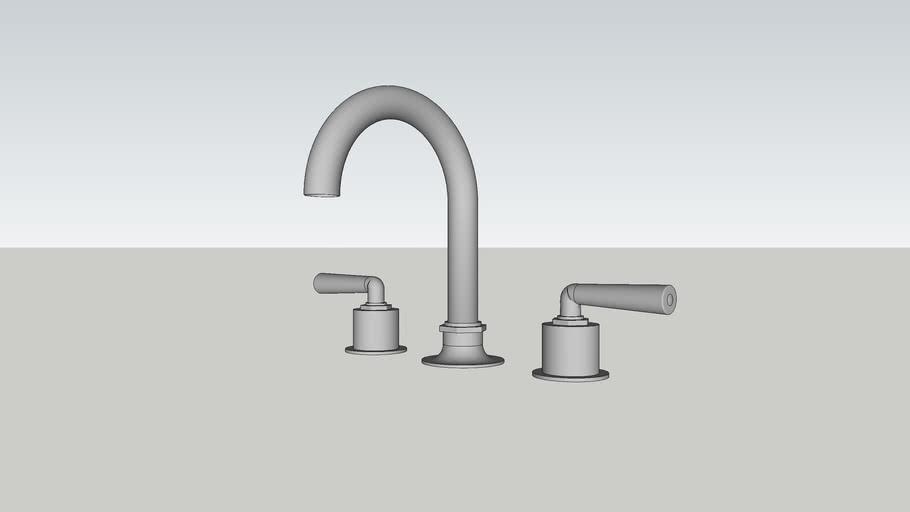 WaterWorks Henry Goosenech Lavatory