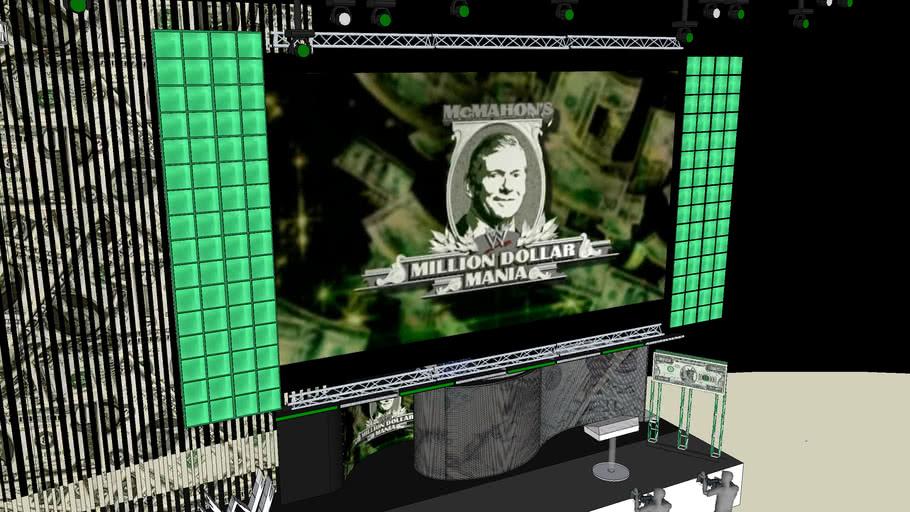WWE HD - MILLION DOLLAR MANIA