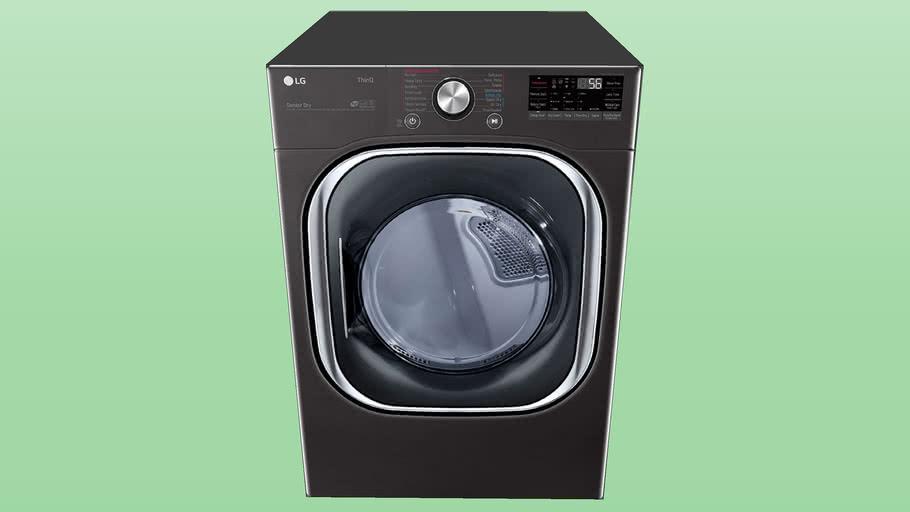 LG DLEX4500B Dryer