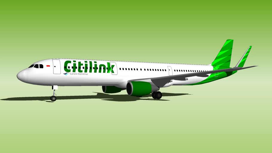 Citilink A321-200 WL