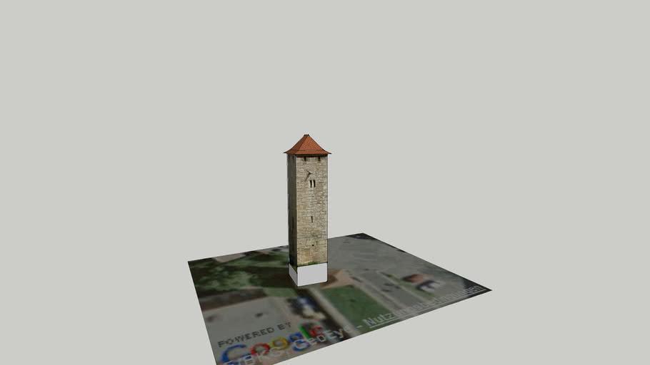 Graesers Turm, Bad Langensalza