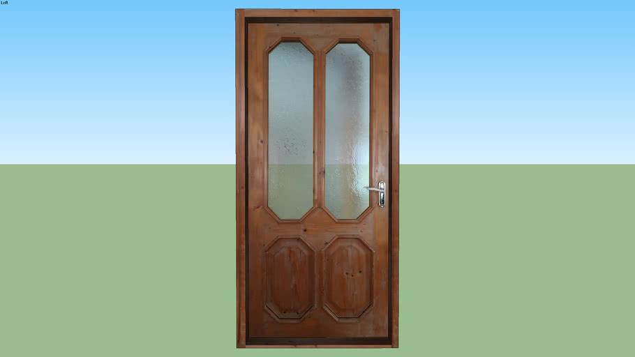 Wooden Door (simple)