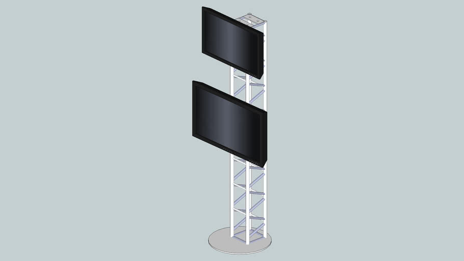 LCD_LED Conference Stand AXI