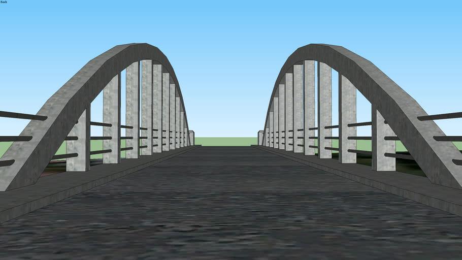 Pont Canal Hur-e 3