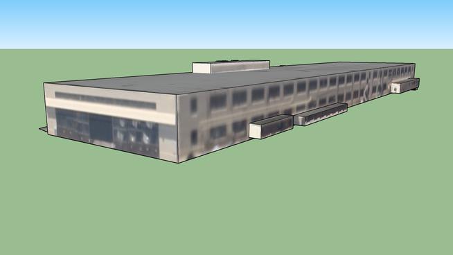 Building in Coronado, CA, USA