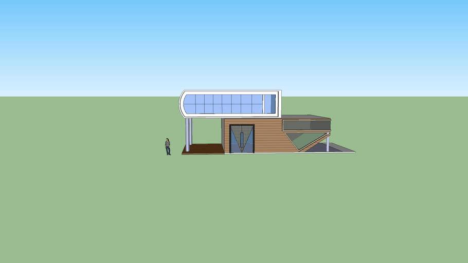 Concept B Exterior Design