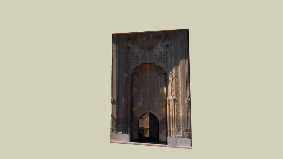 İNCE MİNARE(Kapı)