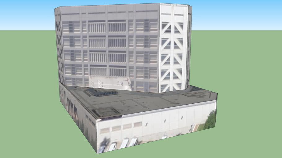 Building in Riverside 308, CA, USA
