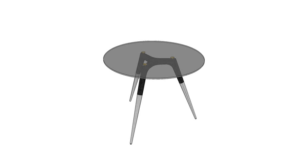 ASSEMBLY BISTRO TABLE MLO156