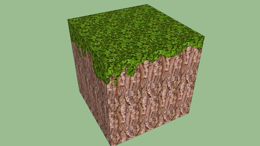 Minecraft Dirt 3d Warehouse