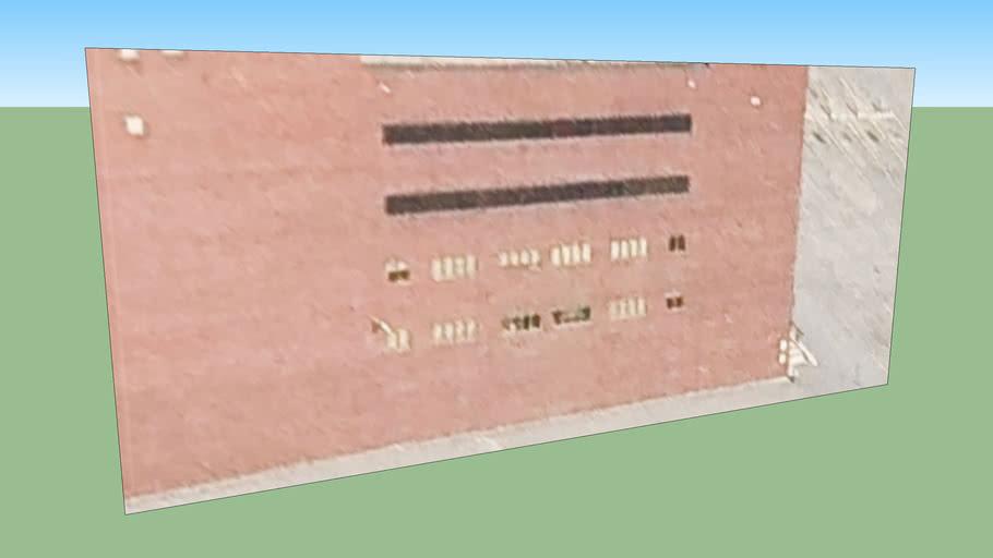 Edificio in Minneapolis, Minnesota, Stati Uniti