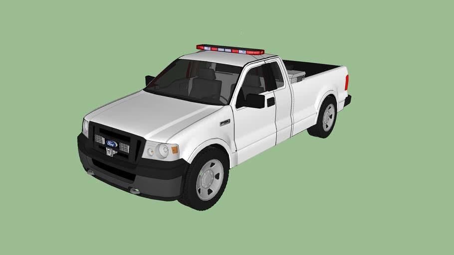 fire response truck