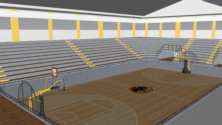 aek basketball stadium G. Moschos
