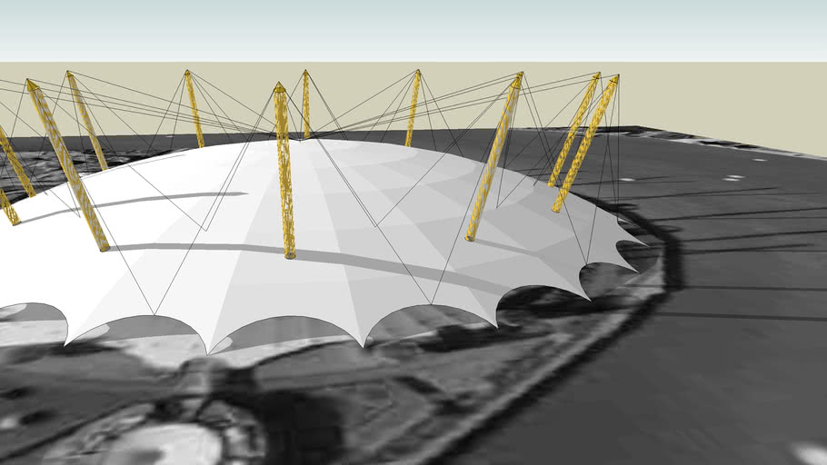 The o2 / Millennium Dome