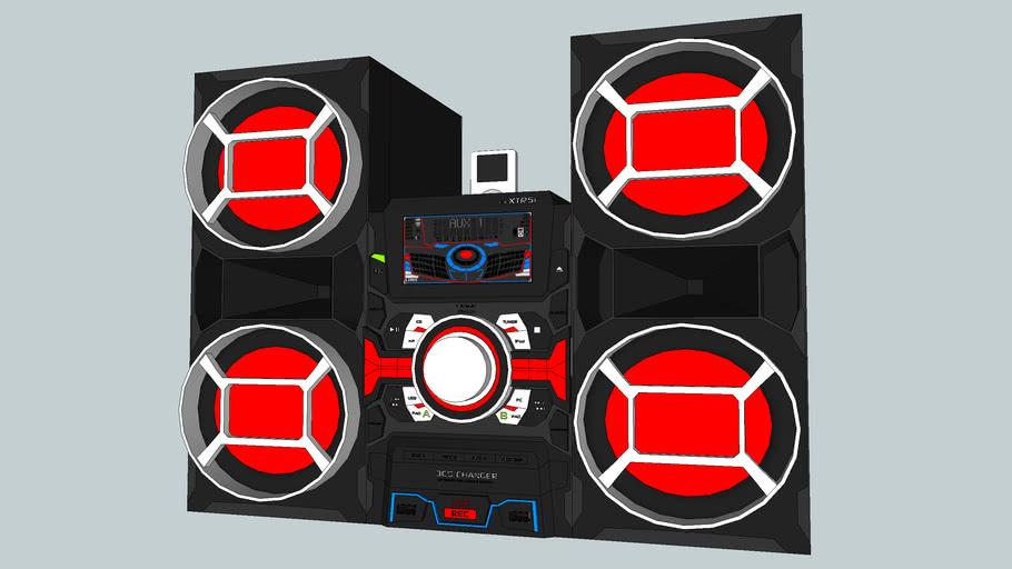 AZX-XTR5i Audio System (2011)