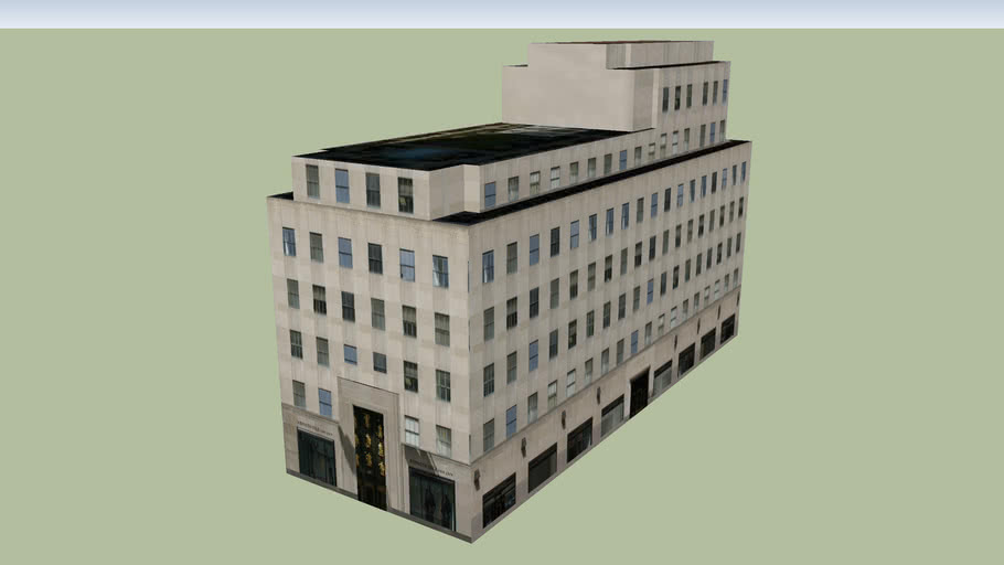 620 Fifth Avenue: British Empire Building