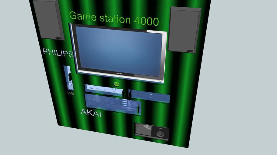 Game station 4000