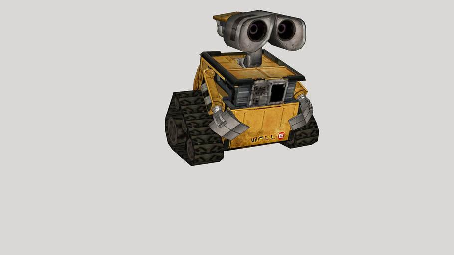 WALL-E By Hazel