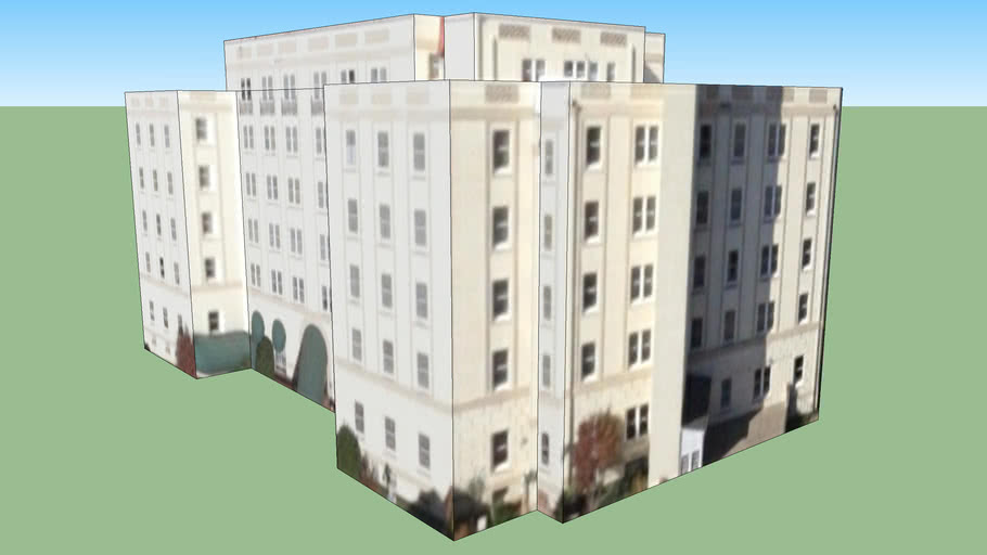 Building in Dallas, TX, USA