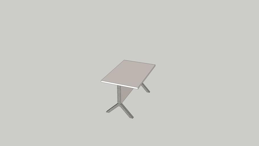 Lehelasztal