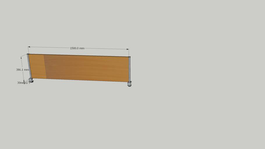 GOezGO 20120620 訂做木板屏風 林先生