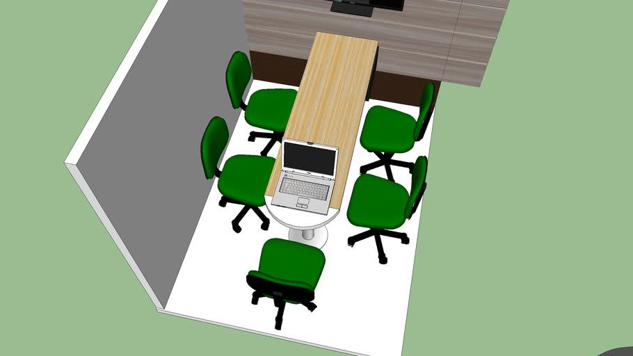 Mini Sala de Reunião