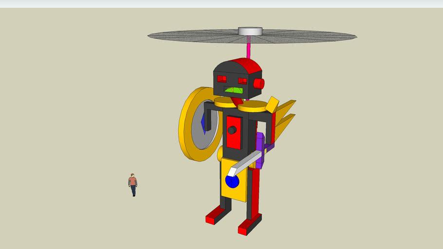 Robotness mach3
