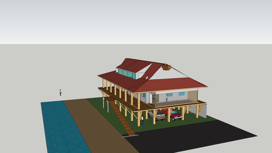Beach House Idea