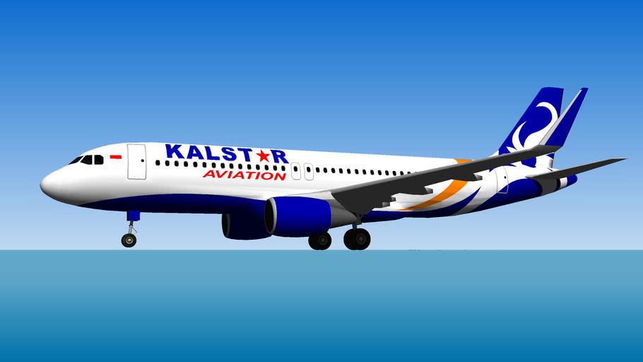KALSTAR Airbus-A320-200 WL