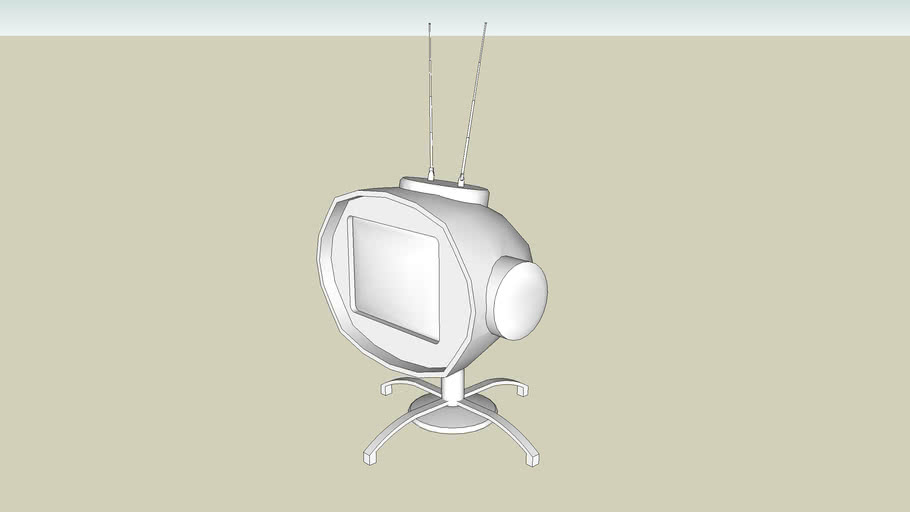60's style tv