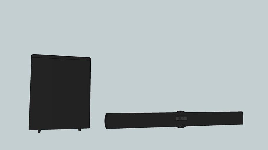 SoundBar+HT-E8200