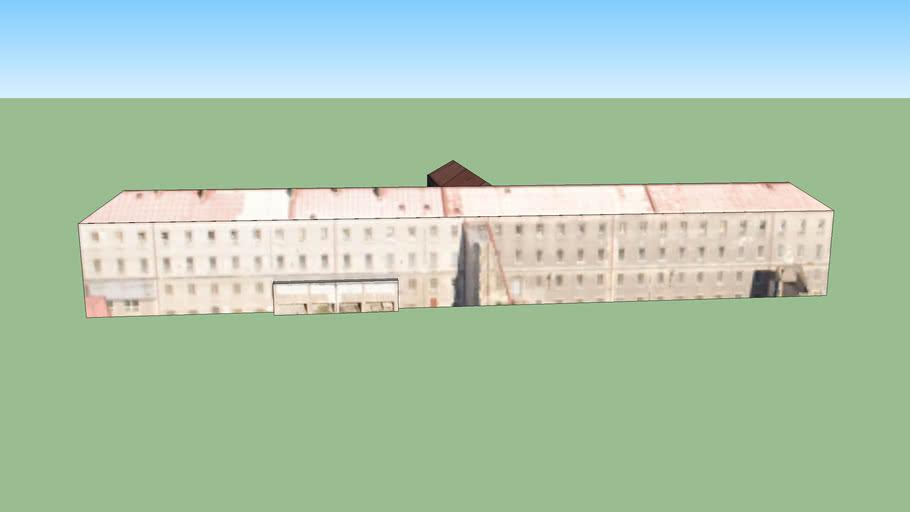 Vazební věznice Pankrác, Soudní 1, Praha 4, Česká republika