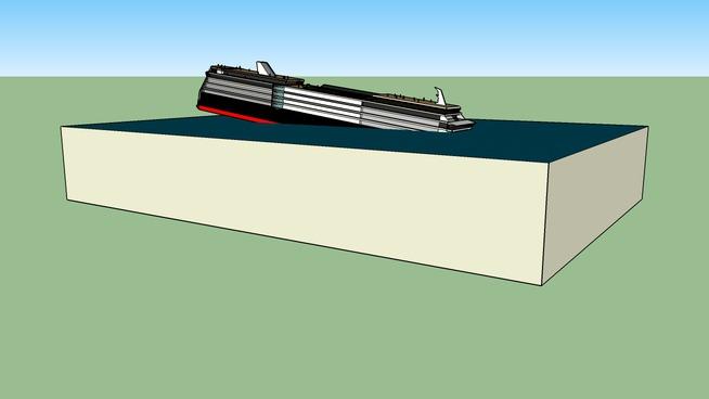 sinking cruise