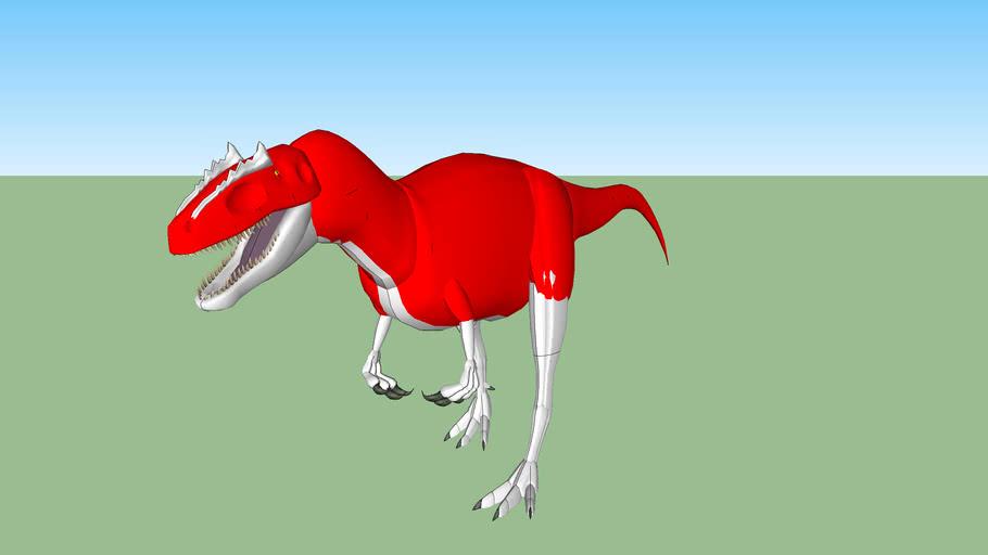 allosaurus (read the description) !!!!!!!!!!!!!!
