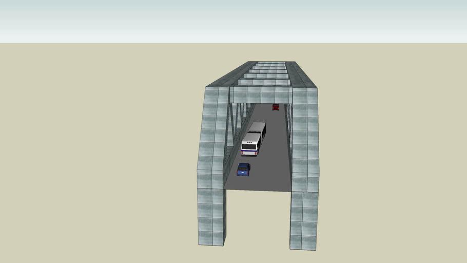 Bridge2 with car