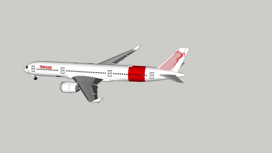 Tunisair Airbus A350-900