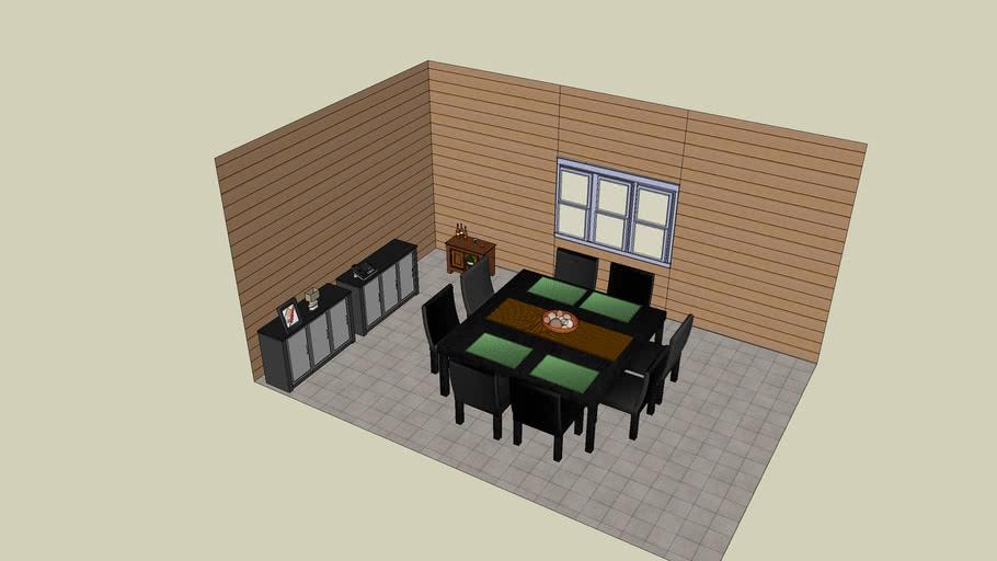 Dinning-Room/Salle à manger/ Esszimmer