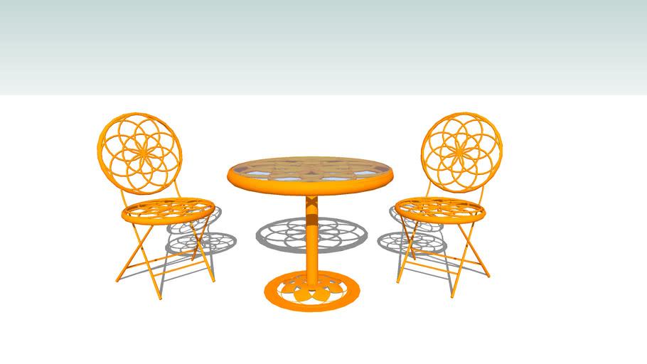 Flower Of Life Bistro - conceptual design