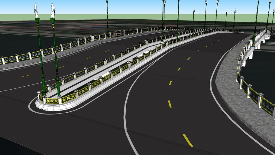 Rangsit New Bridge 2020