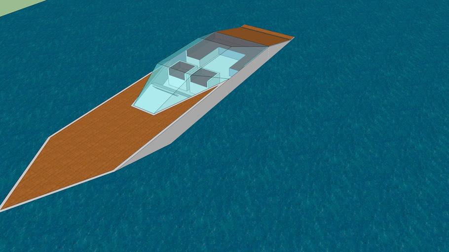 fast boat