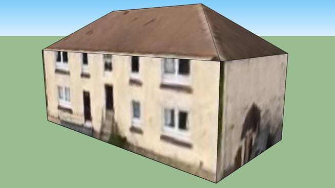 Building in Edinburgh EH7 6DF, UK