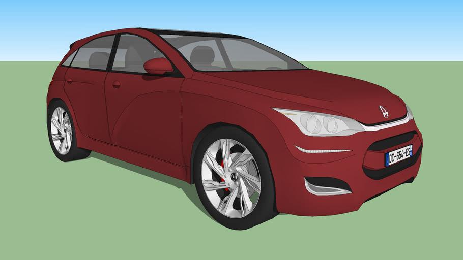 Avantis Estima Mk4.2 2014