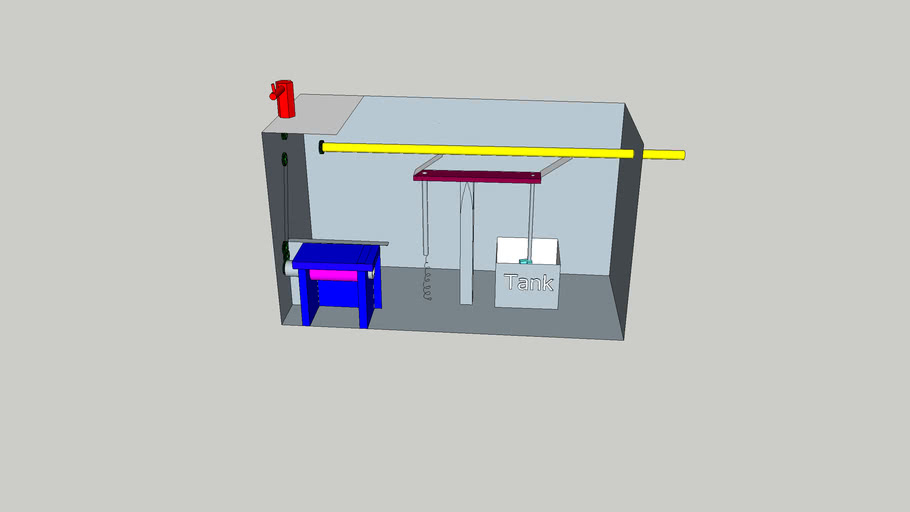 The Weber School Safe Locking Mechanism Design