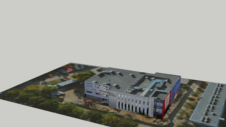 Budynek CKU - Uniwersytet Ekonomiczny