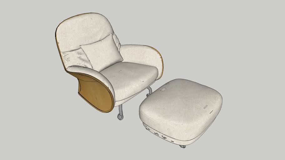 Louisiana Armchair