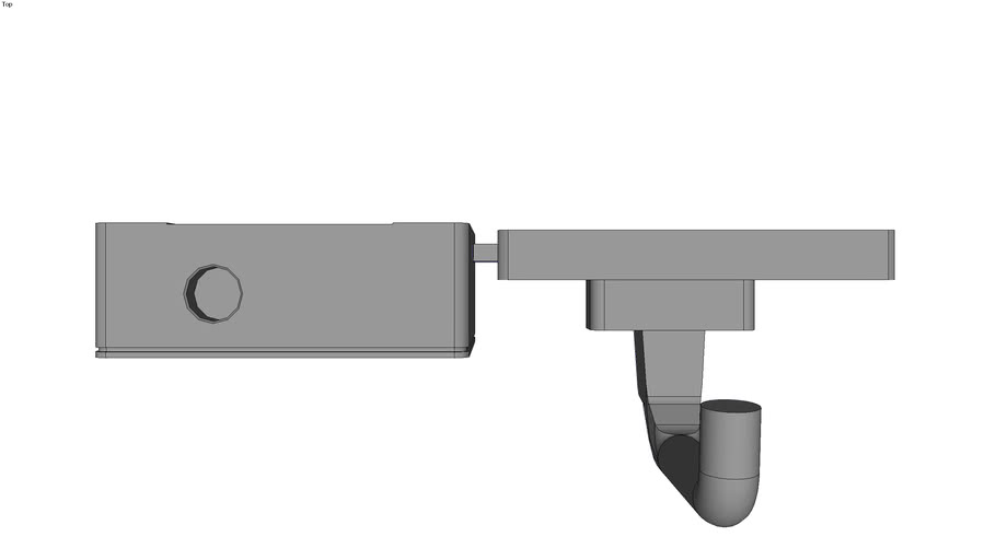 actuator without emergency handle