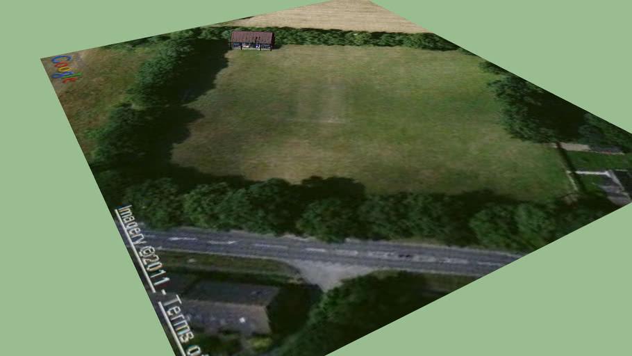 Cricket pavillion, Six Mile Bottom