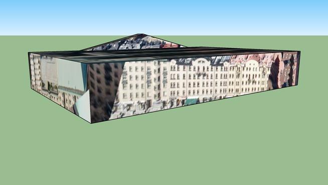 Edificio in Stoccolma, Svezia